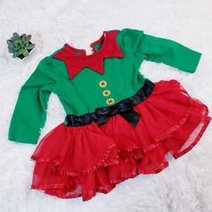 Koala Kids infant Christmas outfit